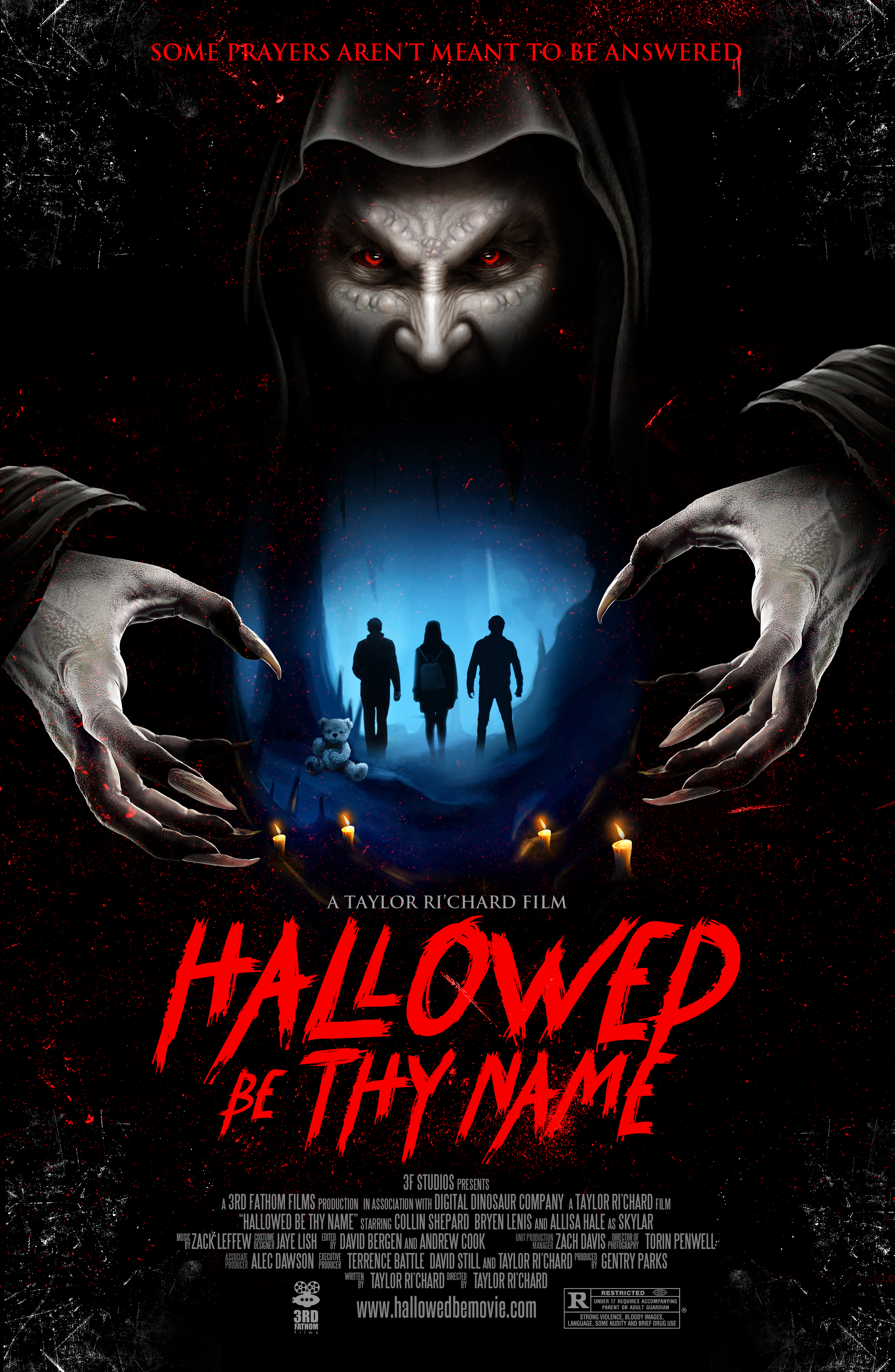 Hallowed Be Thy Name Poster