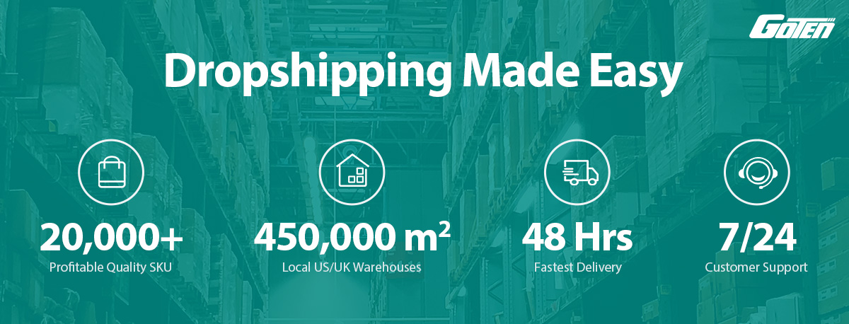 GoTen  Dropshipping Made Easy