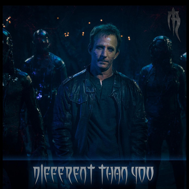 Different Than You by Marcus Ryan