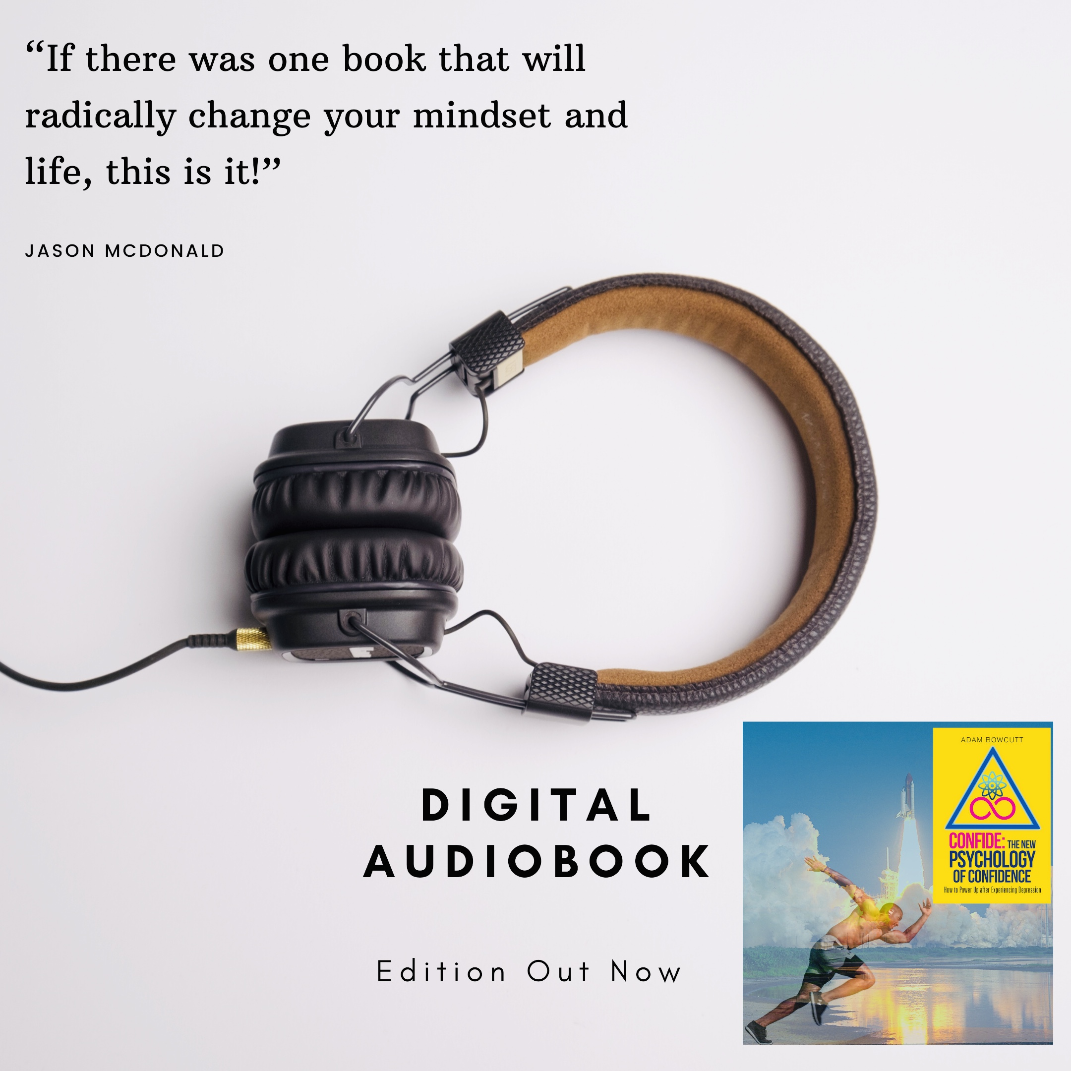 Adam Bowcutt Audiobook