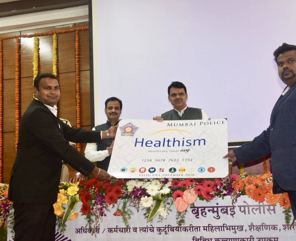 Healthism card