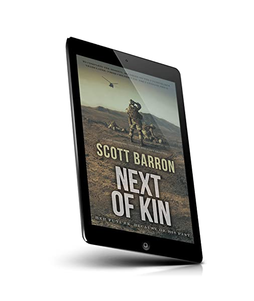 eBook format to read on the go Next of Kin by Scott Barron
