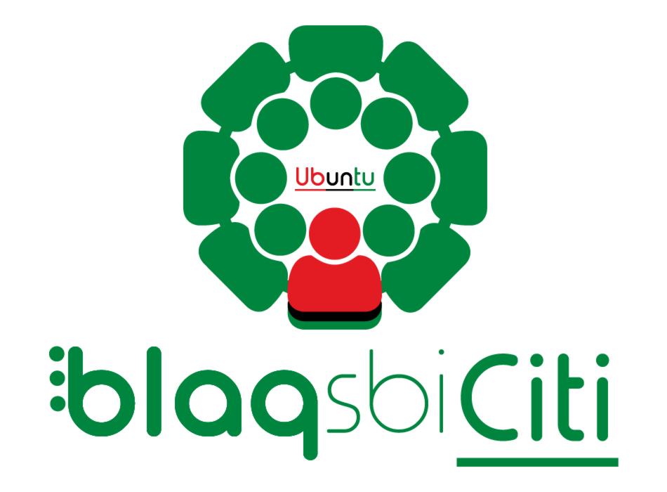 blaqsbi citi logointext