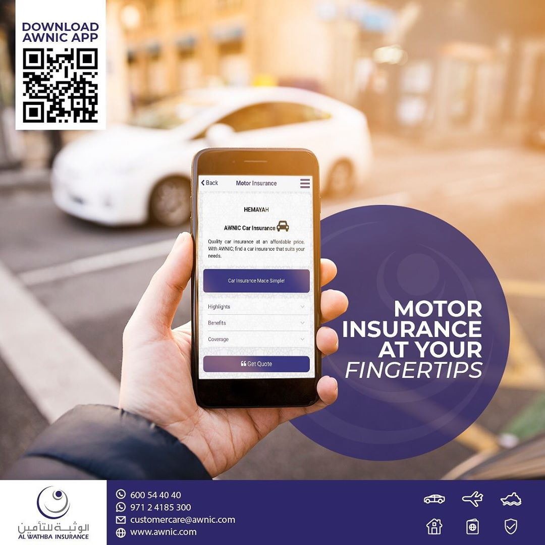 Al Wathba National Insurance Company Awnic Launches Middle East