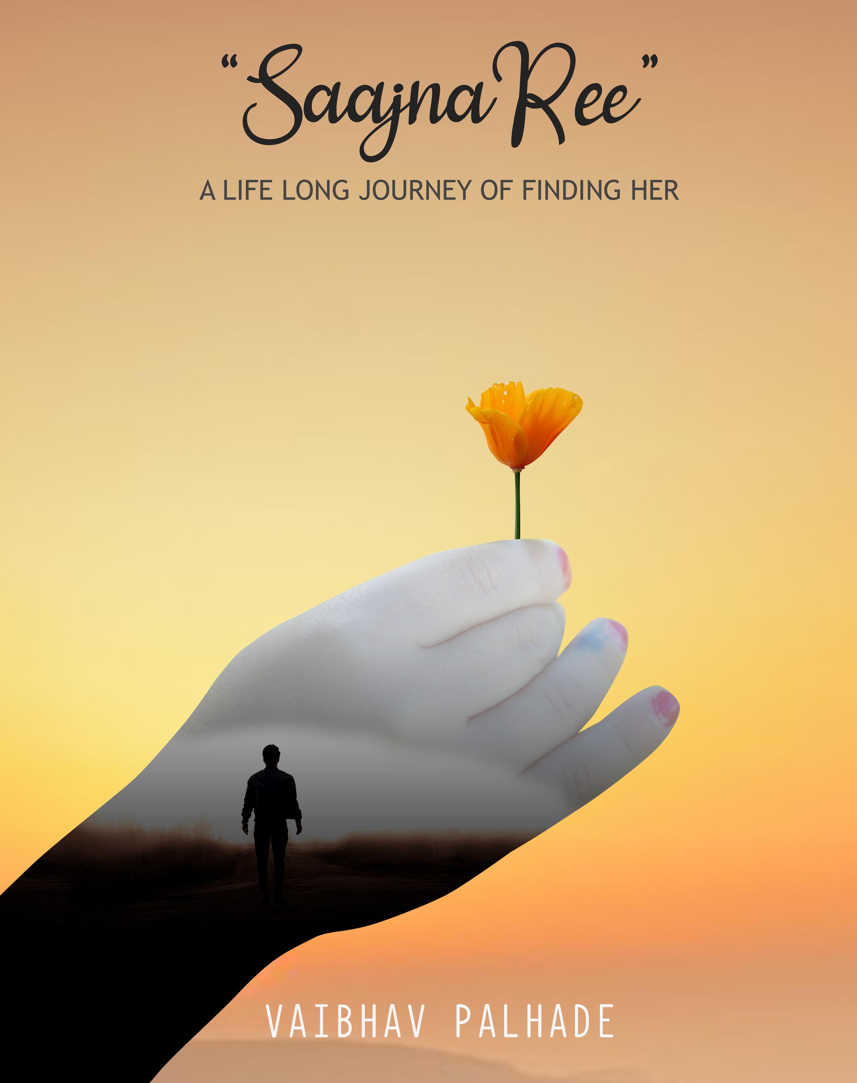 Saajnaa re Book Cover