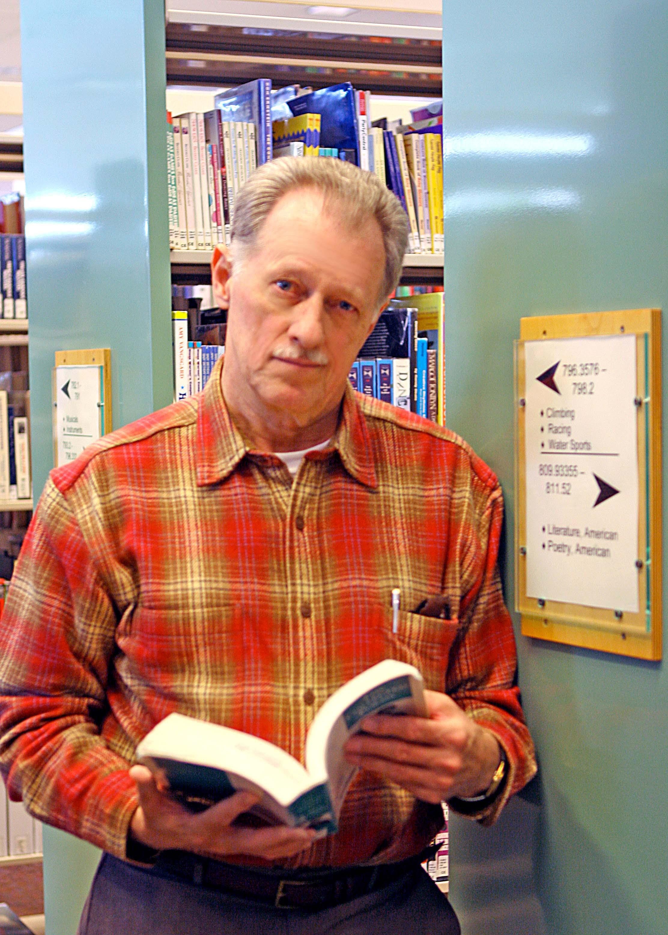 Mark Scheel Poet