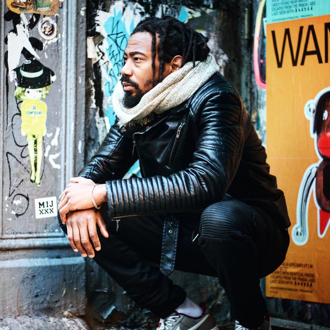 Brooklyn rapper GV