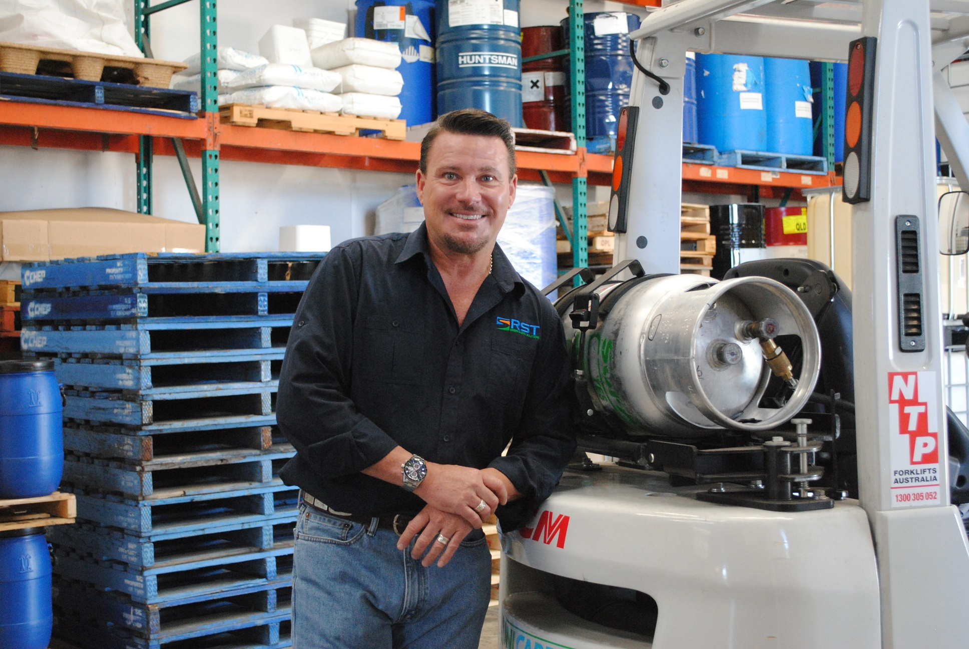 RST Operations and Technical director David Handel