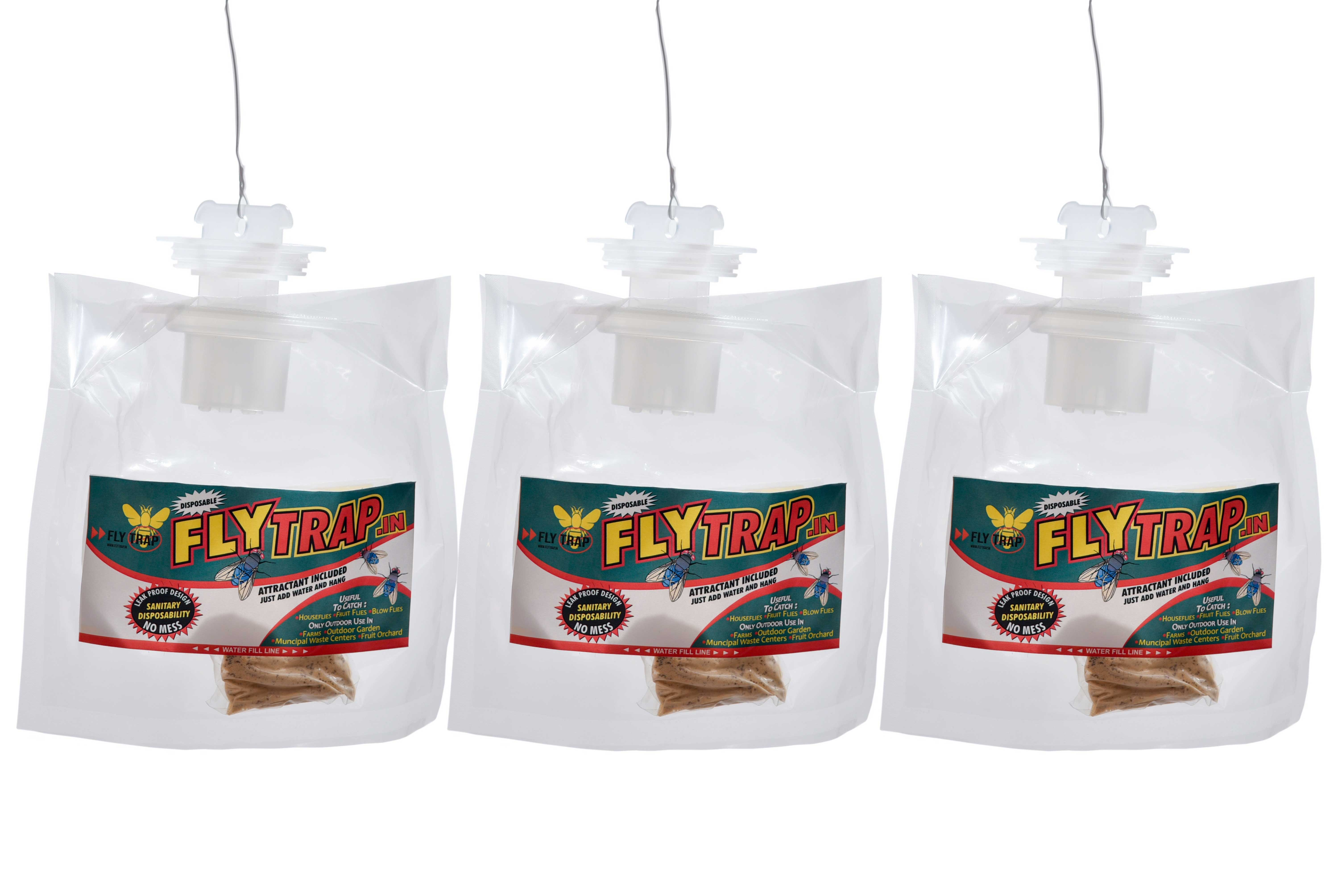 Disposable Fly Trap FlyTrap in