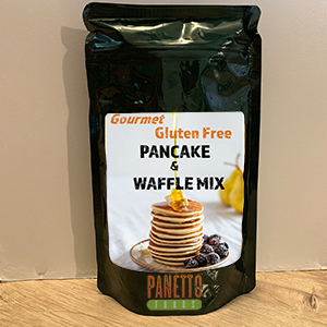 Pancake and waffle mix for site