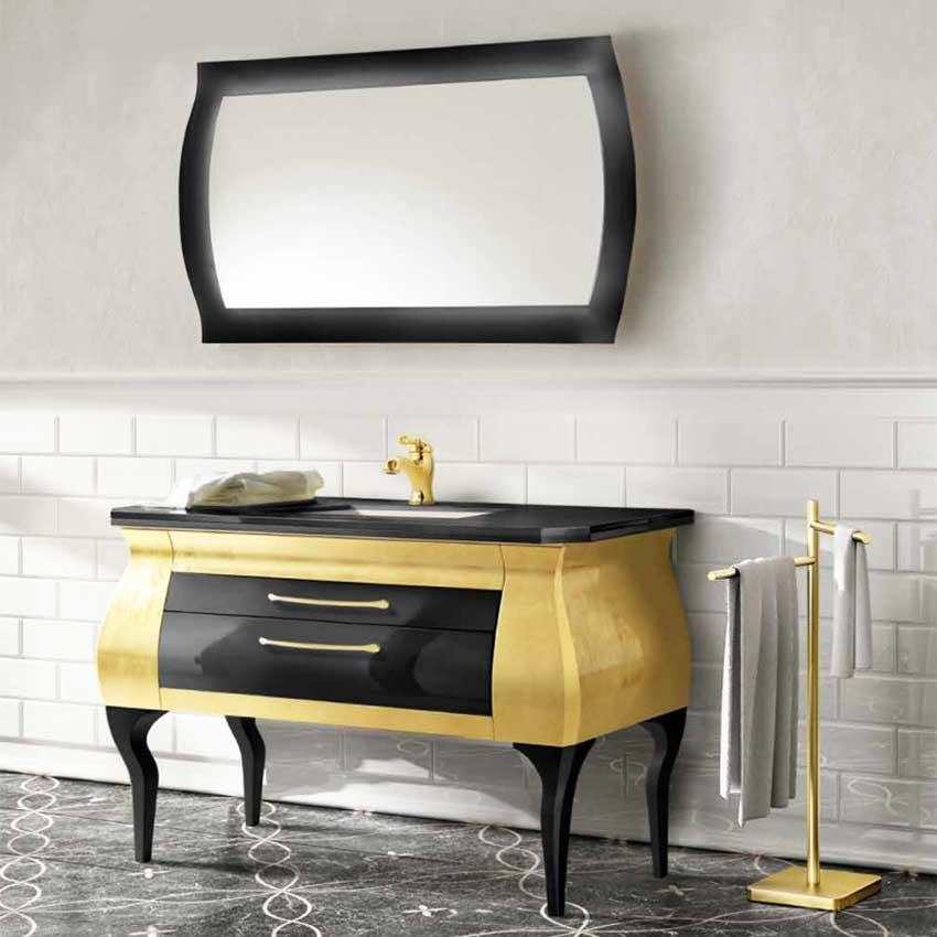 Unique Bathroom Vanity Mia Italia Model DIVA 06