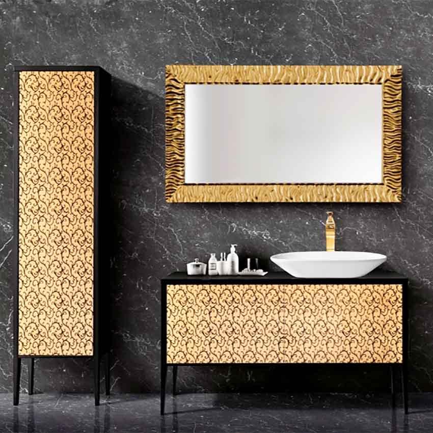 Unique Bathroom Vanity Mia Italia Model ELEGANCE 08
