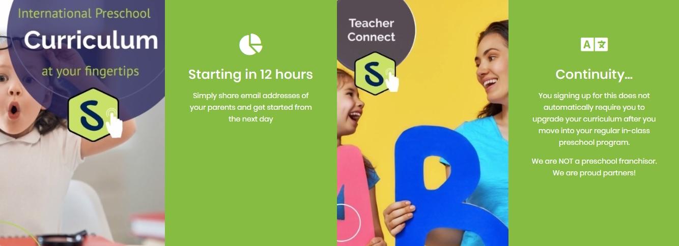 Online Preschool Classes