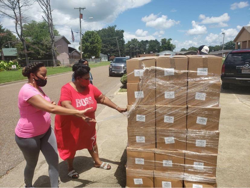 USDA Food delivery