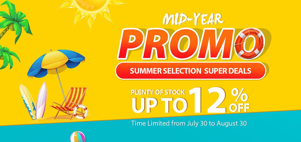 Pic 1 Summer Selection Super Deals on GoTen com