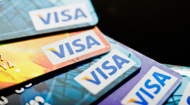 visa partners with b4b payments