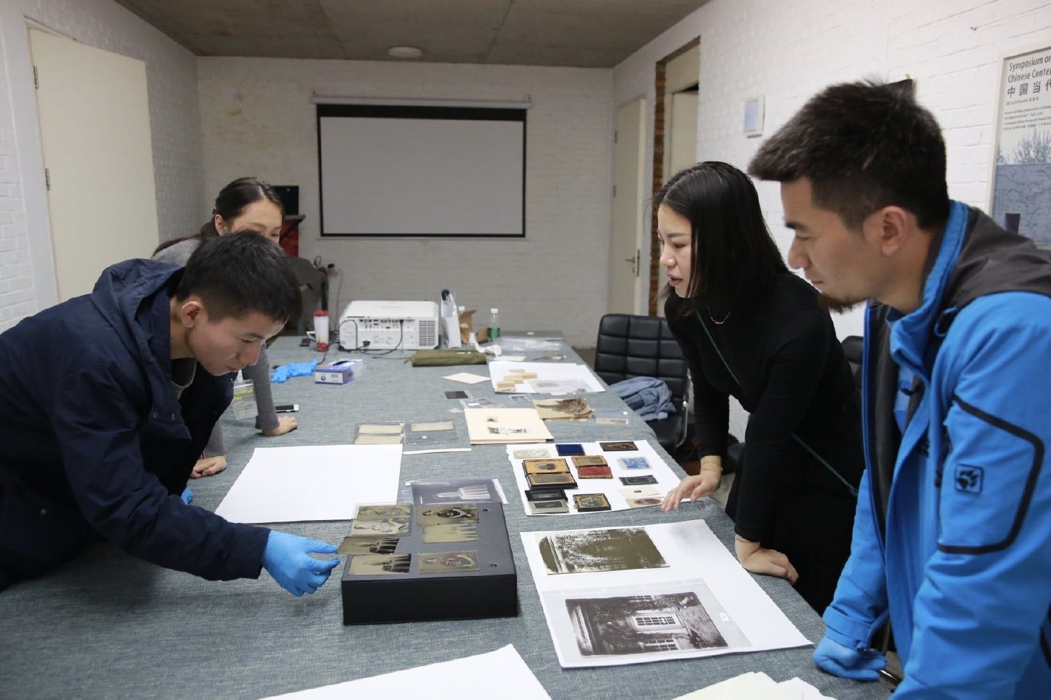The Konger Photographic Conservation Centre