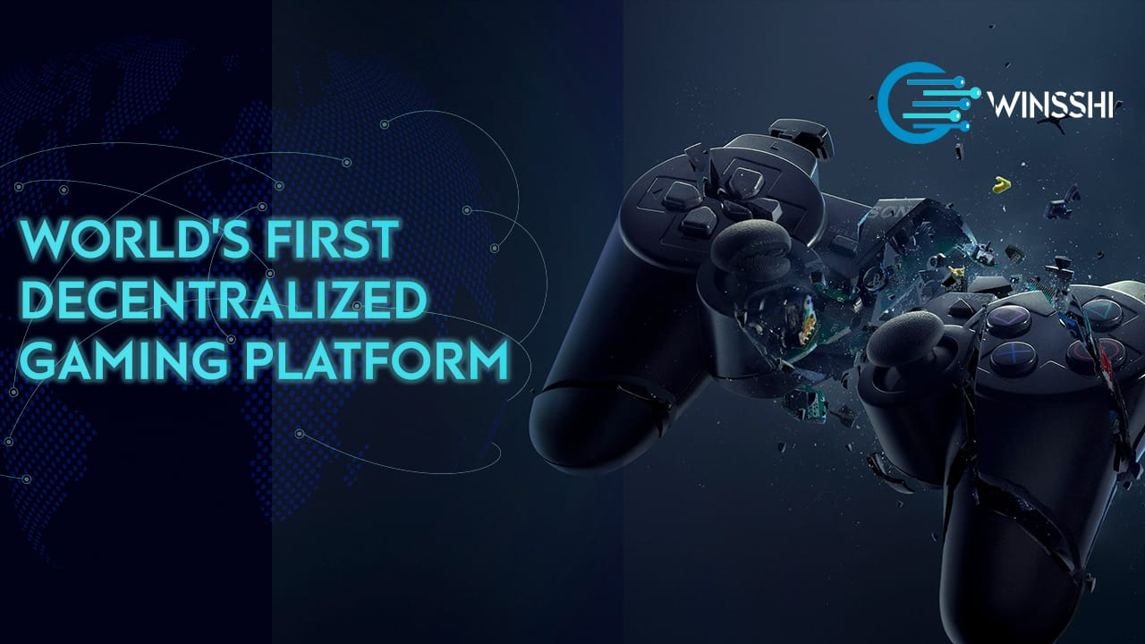 Decentralized Gaming Platform
