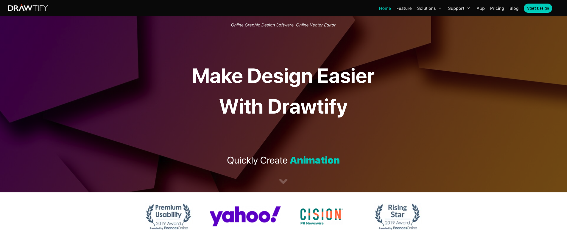 Challenge Your Creativity Drawtify Launches A Full Featured Graphic Designer Issuewire