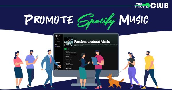 Promote Spotify Music