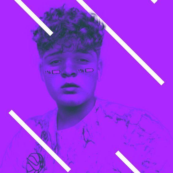 Purple Light Vibes