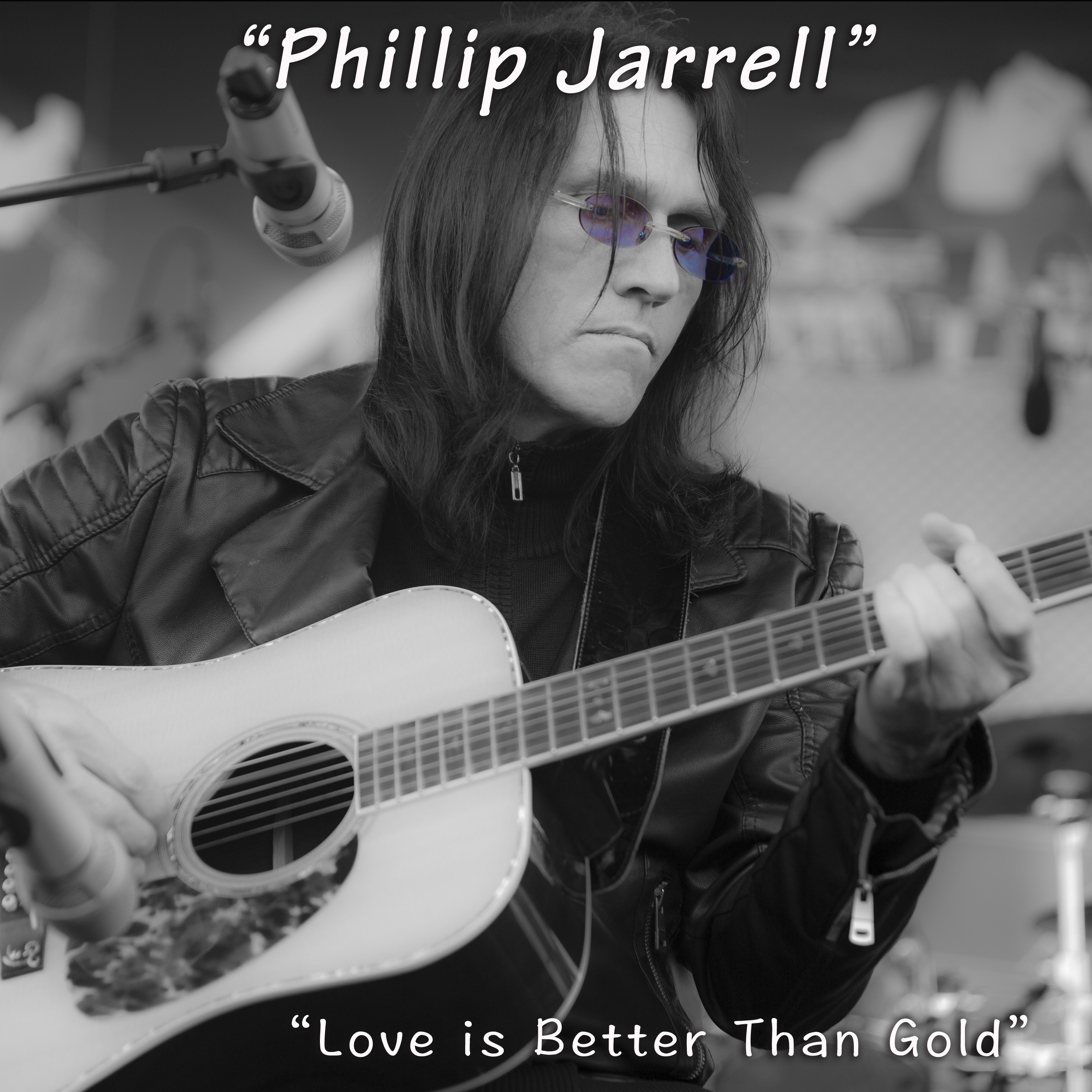 Phillip Jarrell Live Performance at the F1 Grand Prix Shanghai  CD Cover