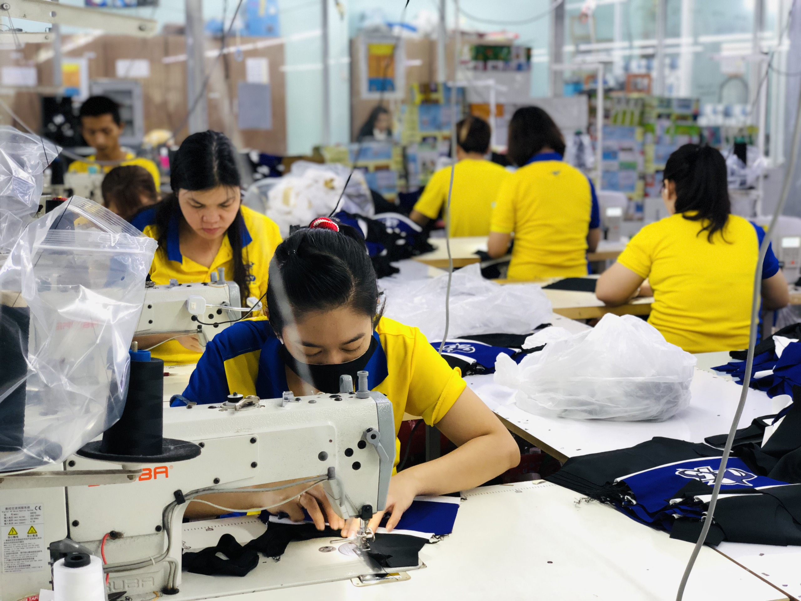 Vietnam Fashion Garment Factory Company  Manufacturer Clothing Uniform Workwear Apparel