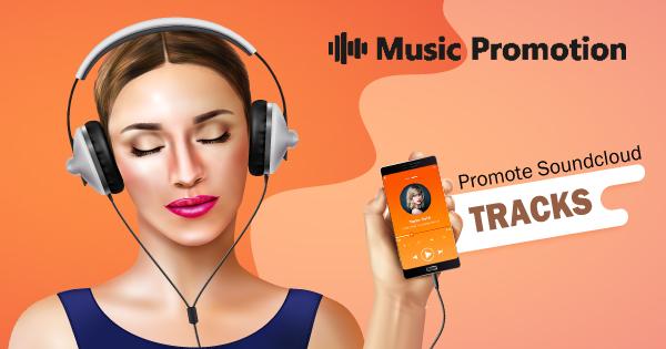 promote soundcloud tracks