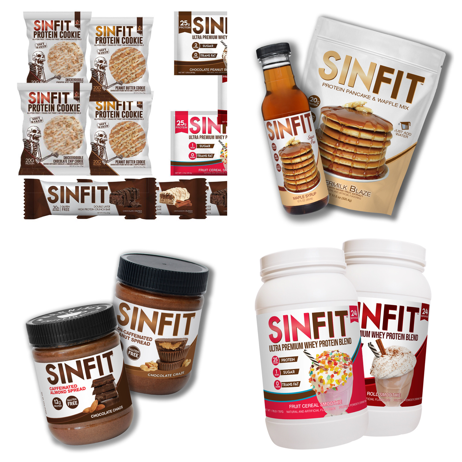 Sinfit Products
