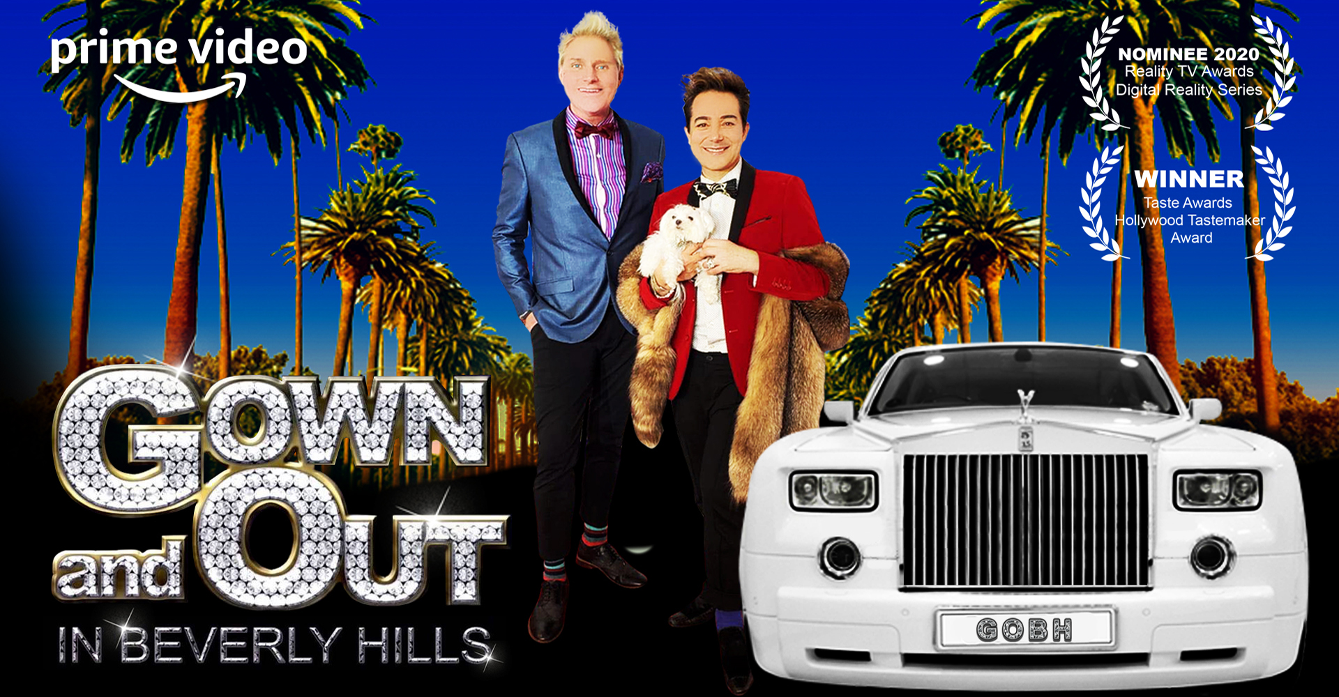 Gown and Out in Beverly Hills Season 2 Official Poster