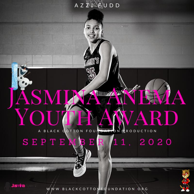 Jasmina Anema Youth Award Azzi