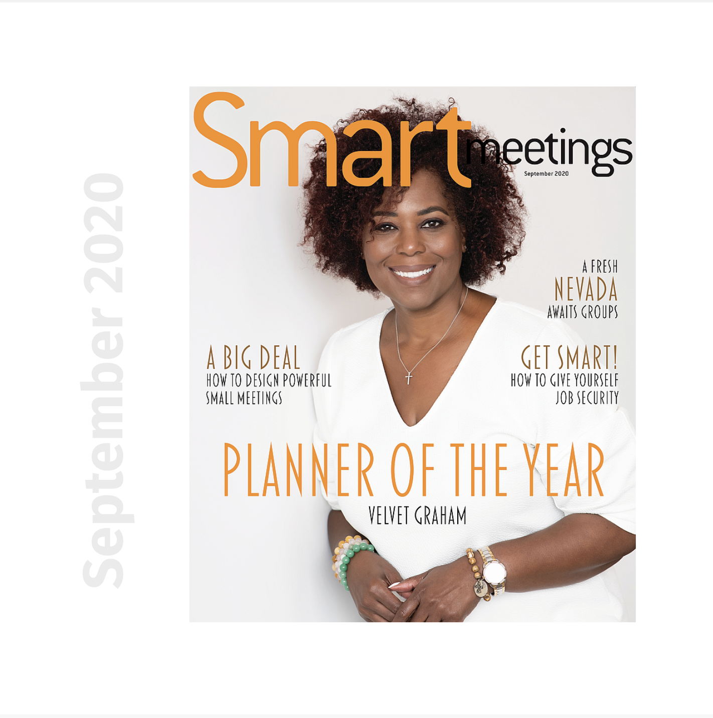 Meet the 2020 Planners of the Year in the September Issue of Smart Meetings Magazine