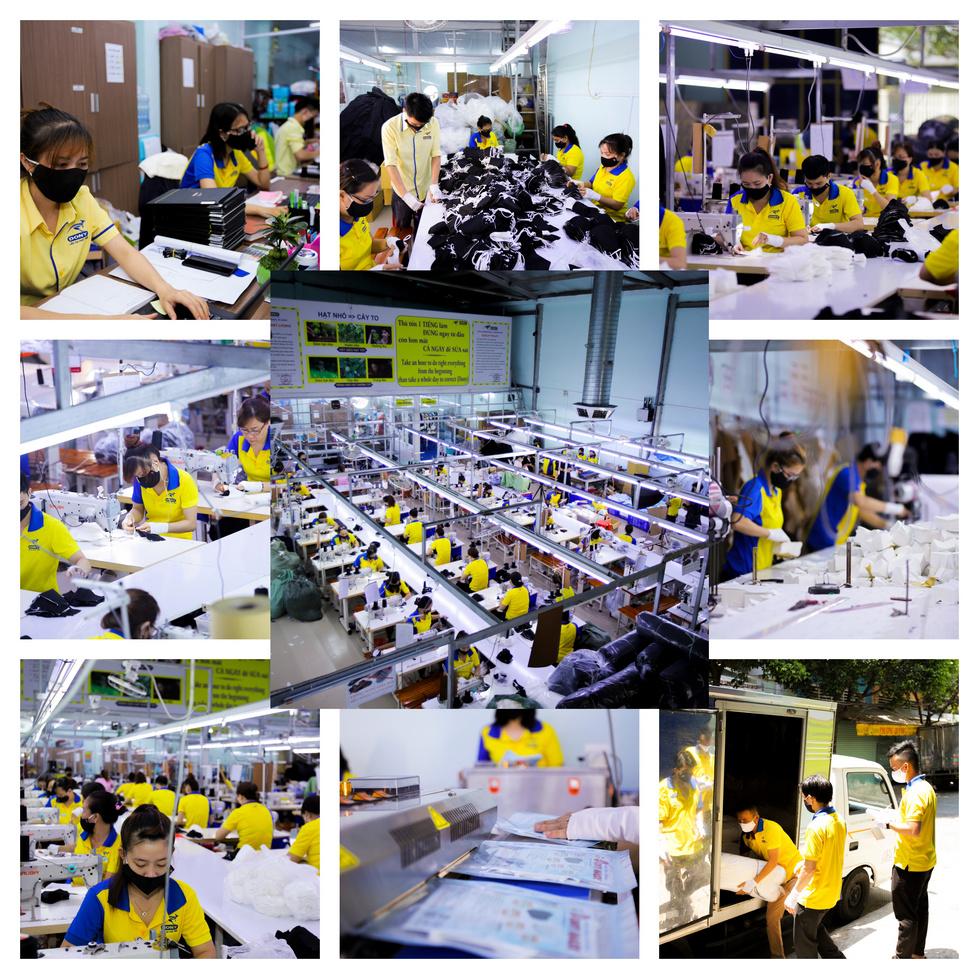 Vietnamese Garment Factory Supplier  Apparel Clothing  Textile Manufactured