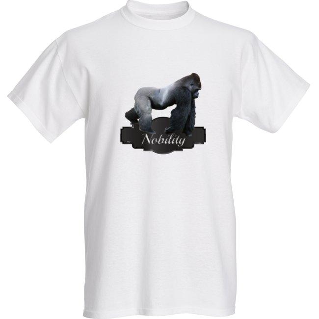 Gorilla Xtasy nobility t shirt
