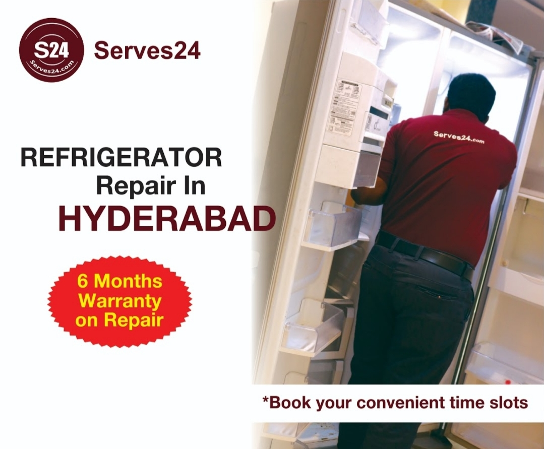 refrigerator repair  Serves24