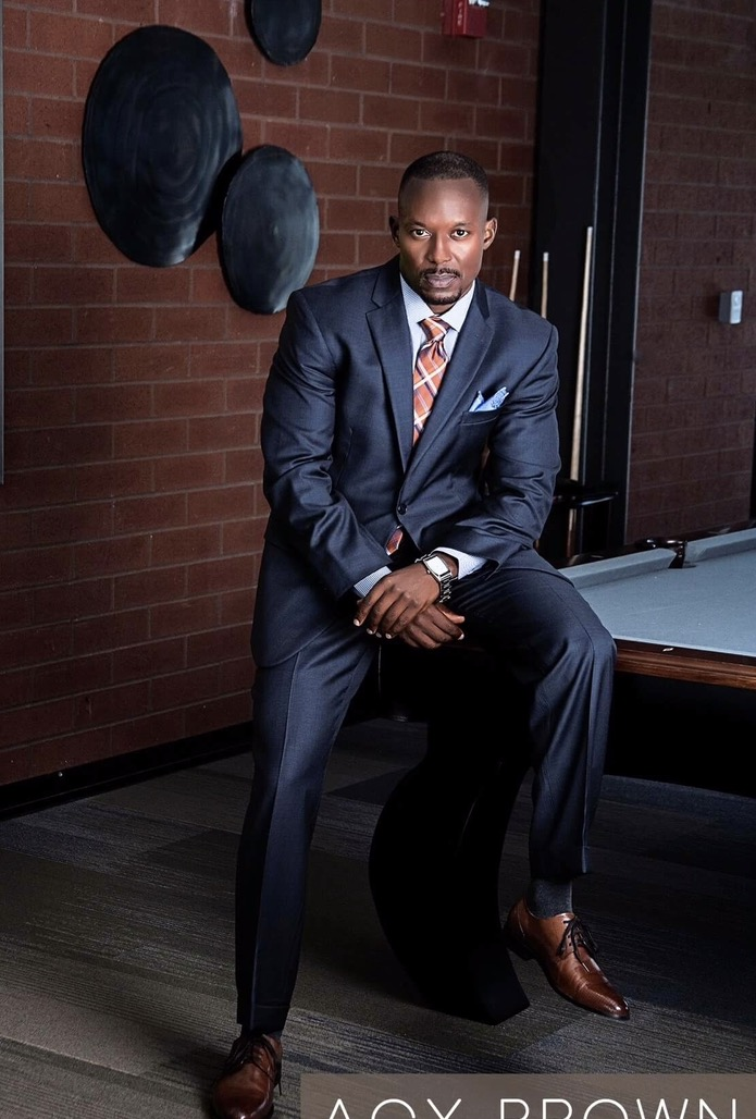 Acy Brown  The Model The Man The Mission