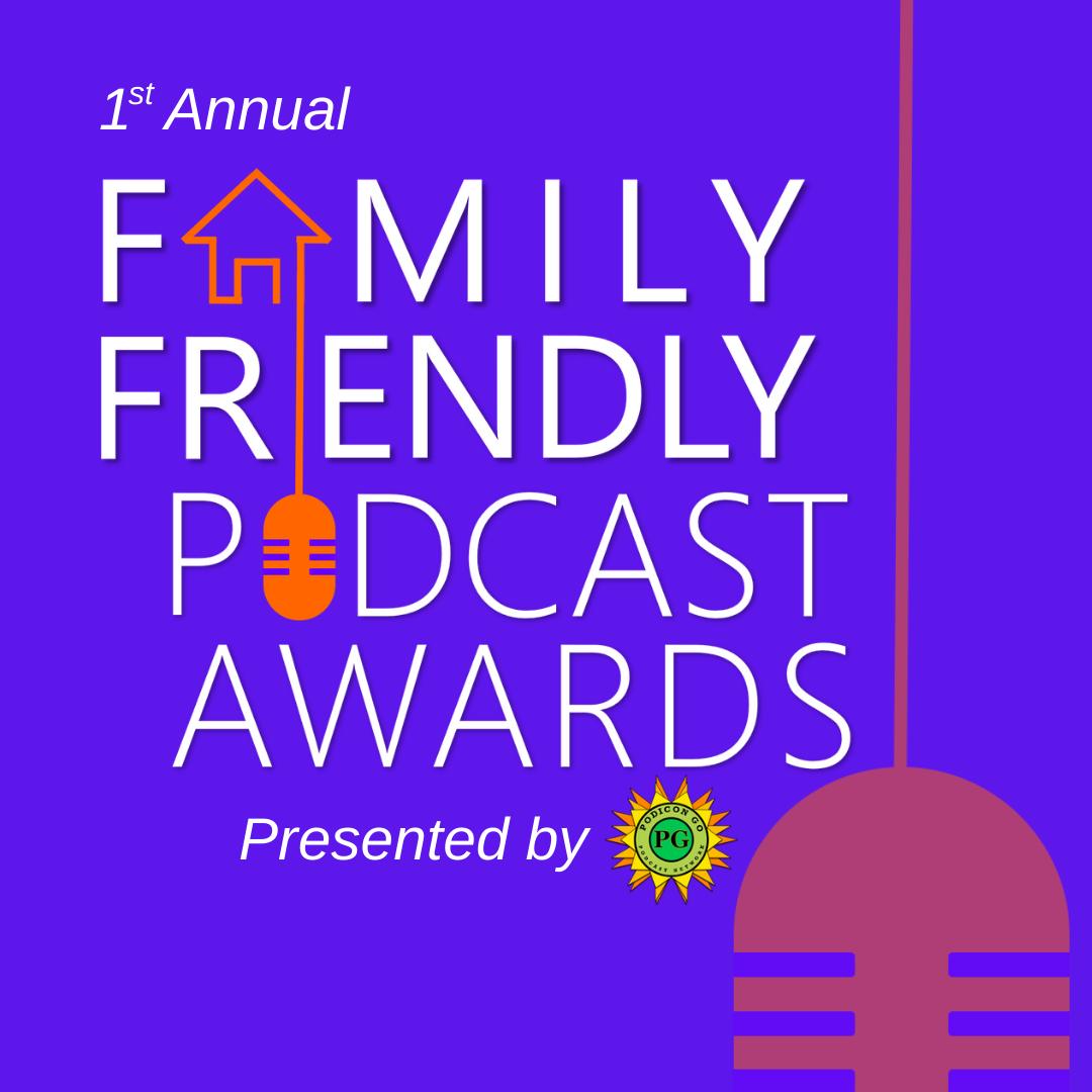 Family Friendly Podcast Awards Logo