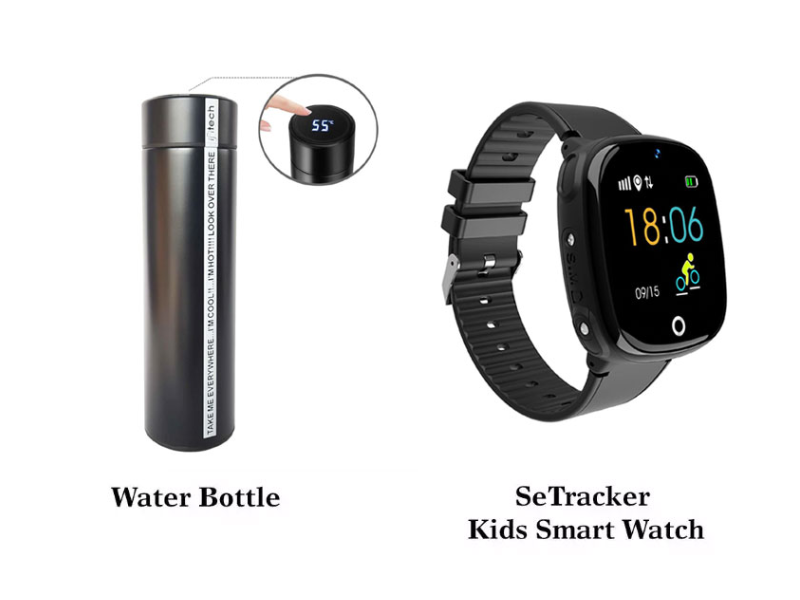Setracker Watch by IFIHomes