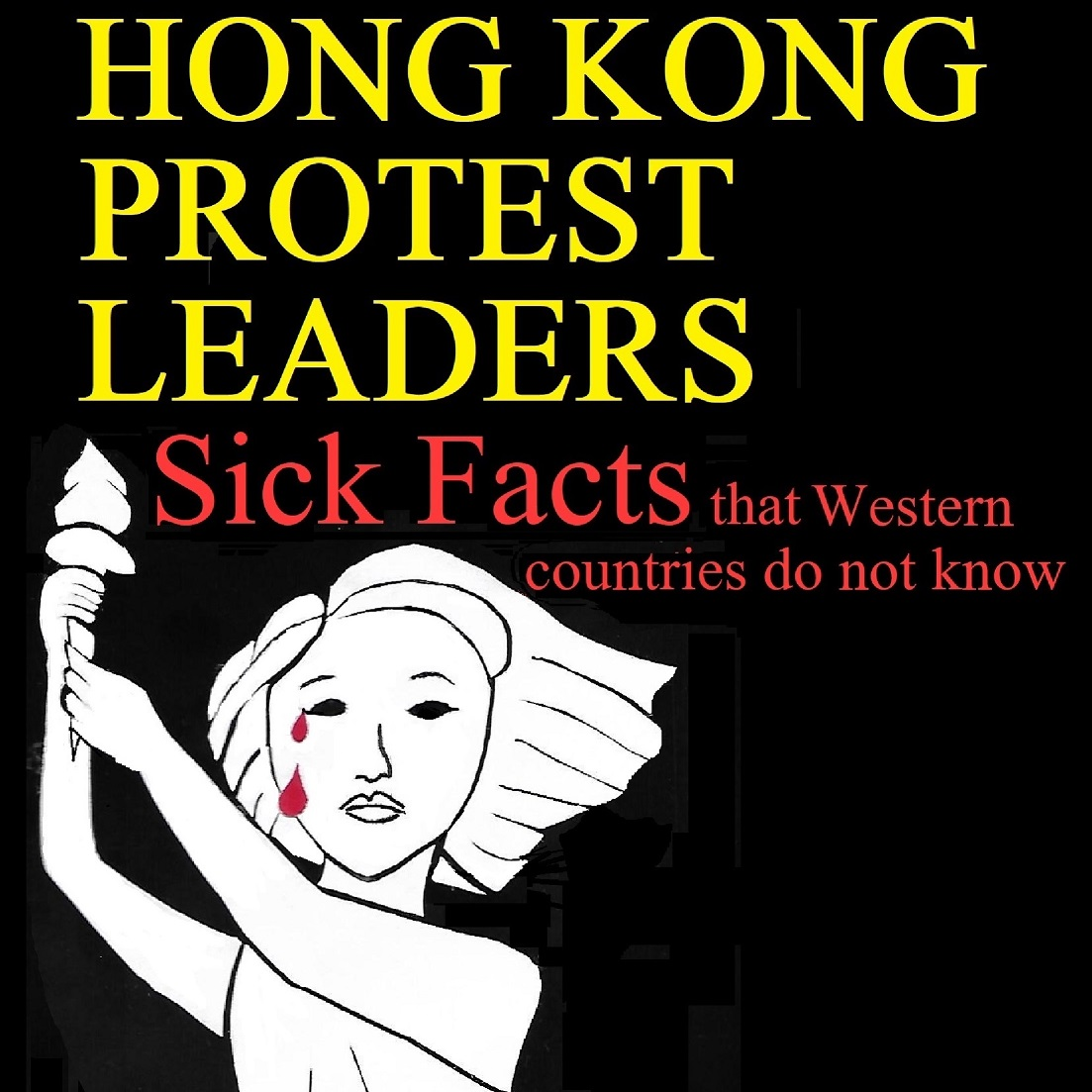 SMALL Front Cover HK Protest Leader v15 quality fix400