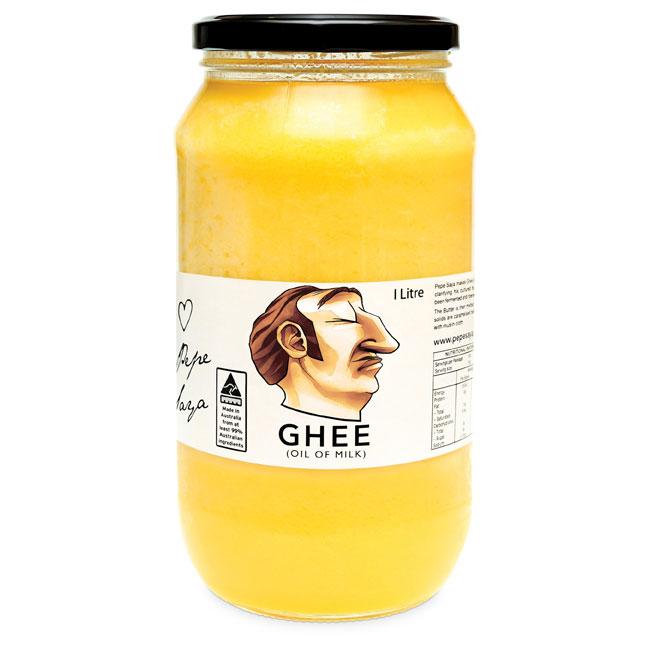 cultured ghee 1 0L