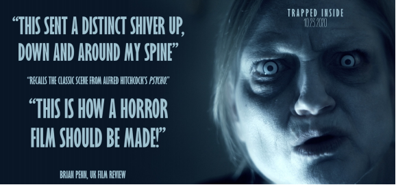 Get in the Halloween Spirit with Trapped Inside, a Terrifying Short Horror Film by Usher Morgan