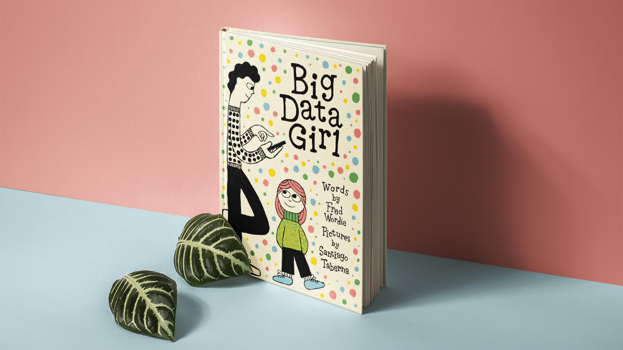 A Children's Book about Big Data