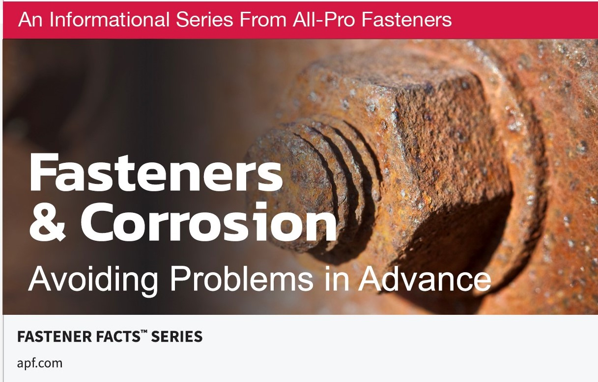 Fastener Facts Infographic F