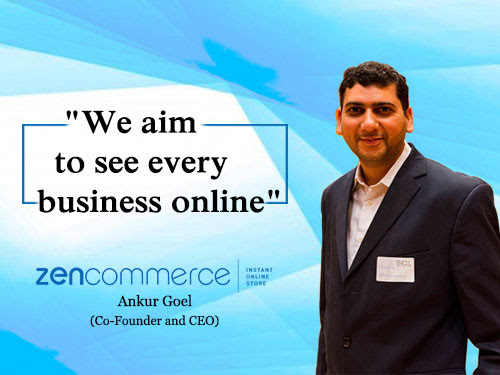 Ankur Goel CEO