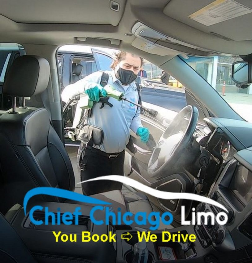 Covid19 Limousine Disinfecting