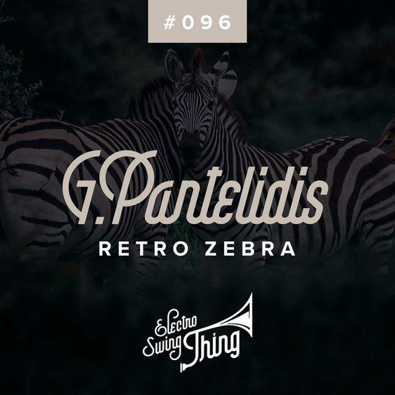 Retro Zebra