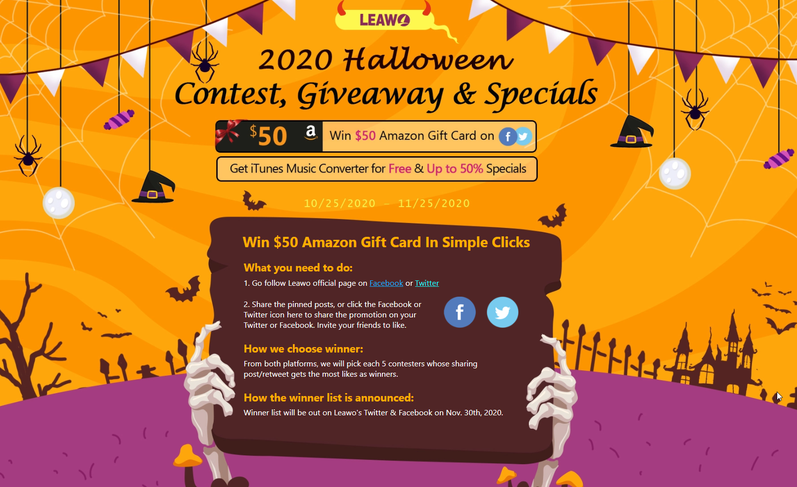 get a 50 dollors amazon gift card