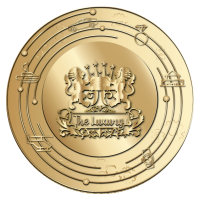 The Luxury Coin TLB logo