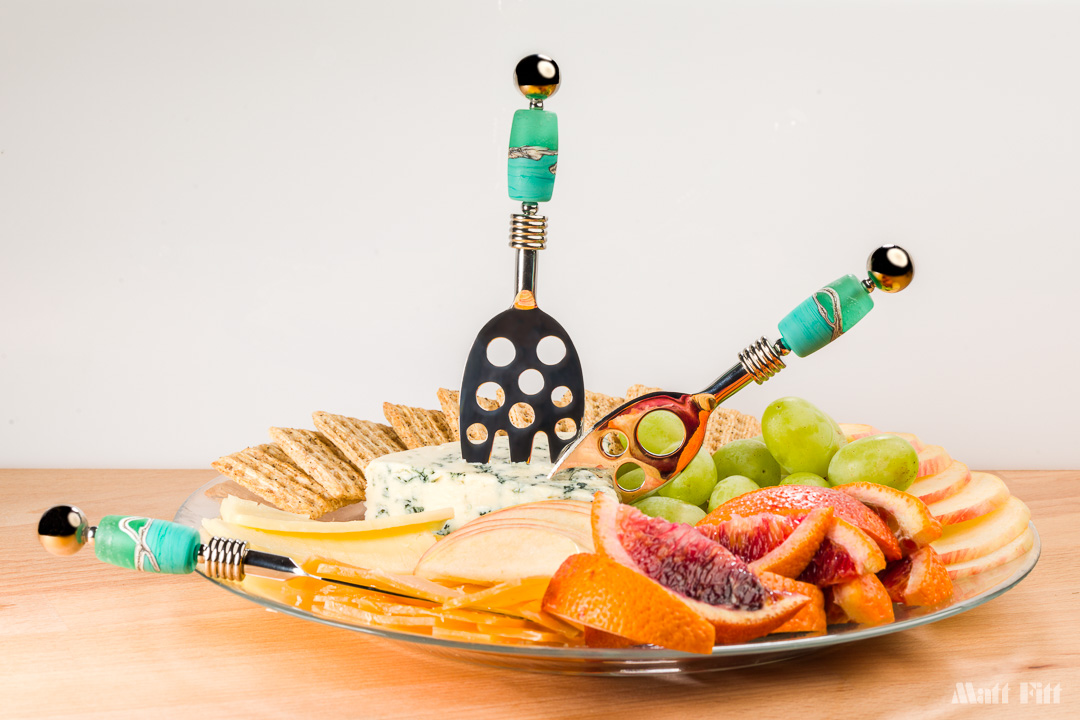Best Cheese Knife Set and Wood Block to create the Perfect Party Platter