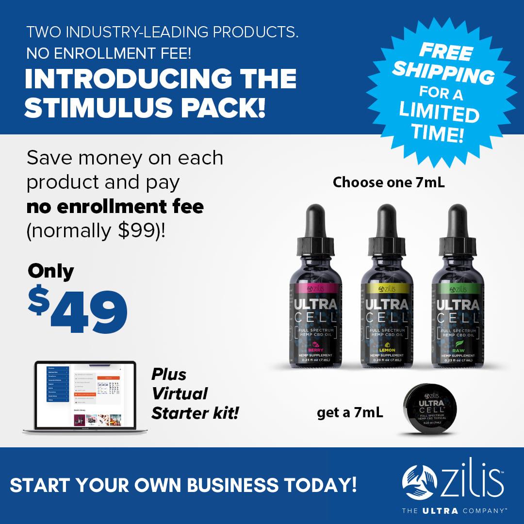 New Stimulus Program